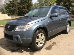 2007 Suzuki Grand Vitara, LIMITED, AUTO, 4X4, LEATHER, $3,500