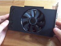 Graphics Card - XFX Core Radeon R7 260X 2GB D5 DP HDMI 2XDVI