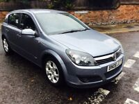 VAUXHALL ASTRA 1.4 SXI 16V TWINPORT 5DR (silver) 2006