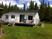 Fully furnished cottage for sale in Cochrane District