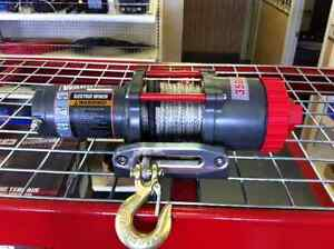 Warrior winches 2500 to over 88000 lb. capacities starting at on