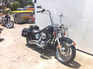 Heritage softail custom, harley davidson 2010, Campbellfield Hume Area Preview