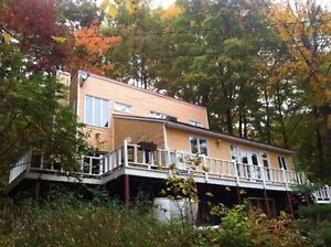 AVAILABLE OCTOBER 24, HOUSE FOR RENT VAL-DES-MONTS LAC ST-PIERRE