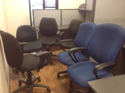 OFFICE CHAIRS - Office Goods Sale Miscellaneous Goods Gumtree Australia Cairns