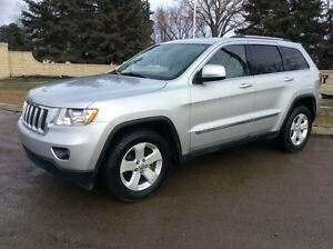 2011 Jeep Grand Cherokee, Laredo, AUTO, 4X4, LOADED, $14,500