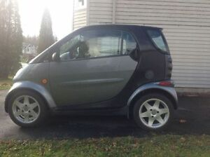 2005 Smart Fortwo Pulse Coupe (2 door)