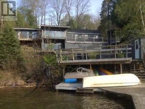 Cottage for Sale on Beautiful McCarrol Lake