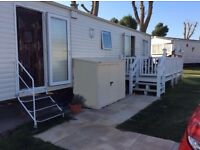 6-8 Person caravan on Highfields in Clacton