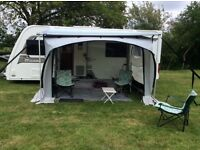 Awning for Caravan Thule Omnistor
