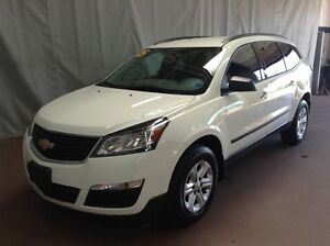 2015 Chevrolet Traverse LS AWD 44 Km