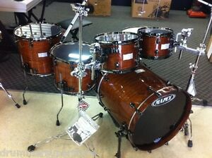 Mapex Armory 6-piece Studioease Fast Tom Shell Pack ...