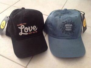 Life is Good Hats - Brand new with tags