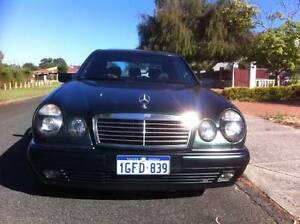 Mercedes-Benz E320, 140000 km,rego & runs good O'Connor Fremantle Area Preview