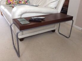 2 side table or small coffee tables for living room or conservatory