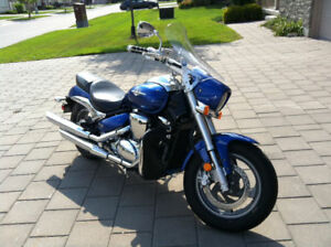 Suzuki Boulevard M50 mint condition low kms
