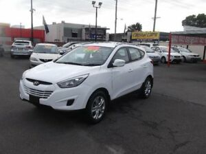 2014 Hyundai ix35 LM Series II Active (FWD) Silver 6 Speed Automatic Wagon