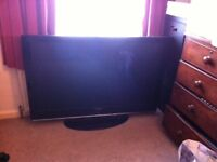 TV 50 inch with Swivel Base