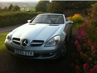 Mercedes Benz SLK - immaculate condition