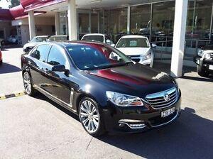 2013 Holden Calais VF MY14 V Black 6 Speed Sports Automatic Sedan Berwick Casey Area Preview