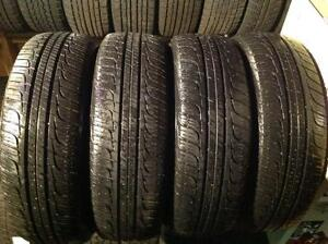 4 pneus d'été  185/70 r14 toyo Spectrum Touring radial.   130$