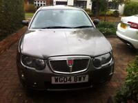 ROVER 75 AMAZING VALUE, SUN ROOF, EXCELLENT TYRES VERY RELIABLE