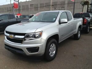 2017 Chevrolet Colorado 4WD WT