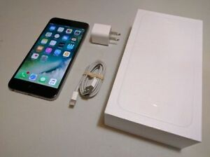 ROGERS iPhone 6 PLUS 16GB Great Shape Space GREY