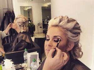 Bridal Makeup and Hair by Professional Stylist - $100
