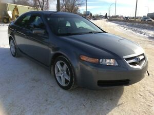 2005 Acura TL, AUTO, LEATHER, ROOF, NEW TIMING BELT, $8,000