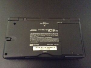 Nintendo DS Lite Red and Black West Island Greater Montréal image 3