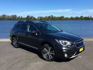 2017 Subaru Outback MY18 3.6R AWD Grey Continuous Variable Wagon Taree Greater Taree Area Preview