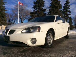 2008 Pontiac Grand Prix, SE-PKG, AUTO, FULLY LOADED, COLD A/C