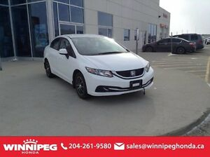 2013 Honda Civic Sedan LX Auto