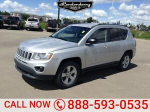 2011 Jeep Compass 4WD NORTH