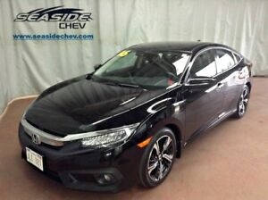 2016 Honda Civic Sedan FULLY LOADED Touring