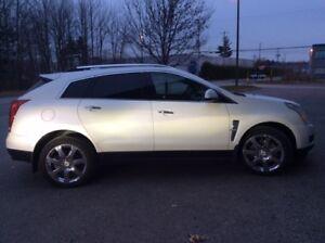 2010 Cadillac SRX bois VUS