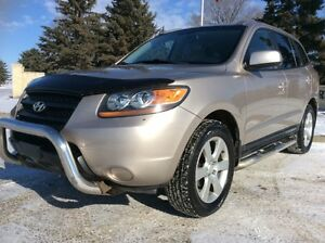 2007 Hyundai Santa Fe, GLS-PKG, AUTO, LOADED, 176K, $6,500