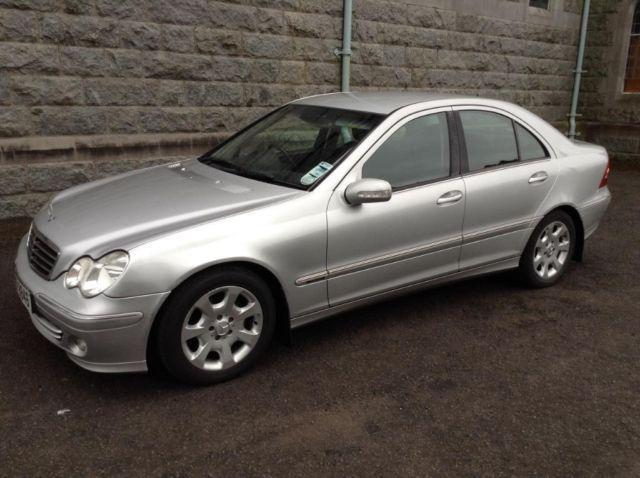 mercedes benz c220 cdi elegance automatic 2005 in newry county down gumtree. Black Bedroom Furniture Sets. Home Design Ideas