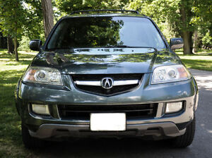 ACURA MDX SUV CAR-TOURING EDITION-FULLY LOADED-PRIVATE SALE