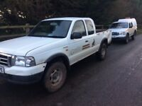 2003 ford ranger space cab headlight - breaking for parts spares