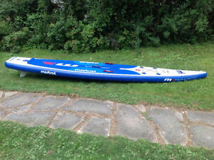 REDUCED!!! Inflatable Paddle board for sale