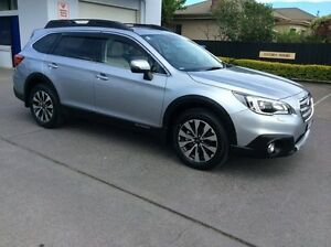 2015 Subaru Outback MY15 2.0D Premium Silver Continuous Variable Wagon Glenthorne Greater Taree Area Preview