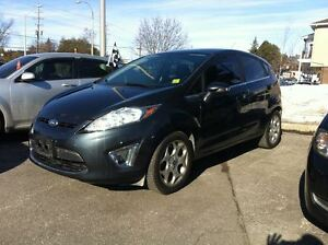 2011 Ford Fiesta SES Auto Loaded Hatchback