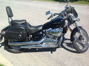 Honda Shadow Spirit VT750C2  2007  5500$