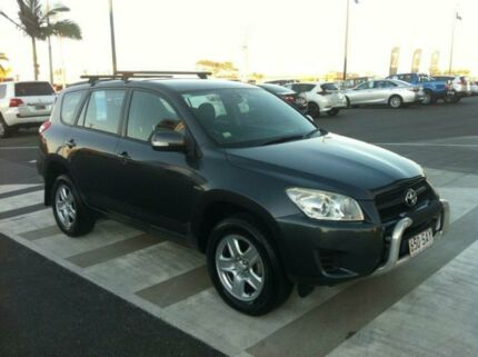 2008 Toyota RAV4 ACA33R MY08 CV Grey 4 Speed Automatic Wagon Gladstone Gladstone City Preview