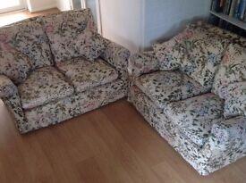 Pair 2-Seater Sofas