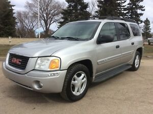2004 Gmc Envoy, XL-Pkg, AUTO, 4X4, FULLY LOADED, $4,500