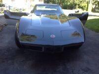 1973 Corvette Stingray