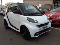 SMART FORTWO 1.0 GRANDSTYLE EDITION 2d AUTO 84 BHP 2014