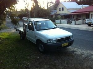 2000 Mazda B2600 Ute Glenbrook Blue Mountains Preview
